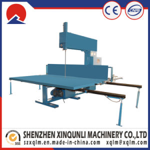 Standard Model 1200*2290mm Outer Worktable Foam Upright Cutting Machine pictures & photos