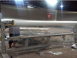 Economic Mattress PVC Film Packing Machine for Mattress Supplier pictures & photos