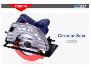 Makute 185mm 1380W Circular Saw Machine (CS003) pictures & photos