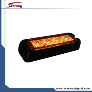 Tir Strobe Dash Warning Light Head / Sourface Mounts / LED Grille Lightheads pictures & photos