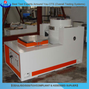 Dongguan Factory Machine Electrodymatic Type High Frequency Vibration Test Cabinet pictures & photos