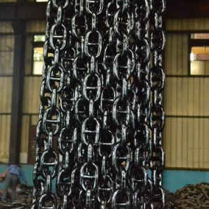 Marine Anchor Chain for Ship, Ship Anchor Chain for Sale pictures & photos