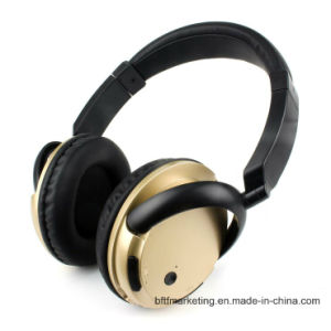 New Handsfree Wireless Bluetooth Headphone Headset HiFi Earphone for Smartphone pictures & photos