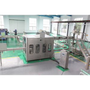 Complete Pure Water Filling Machine, Manufacturing Line pictures & photos