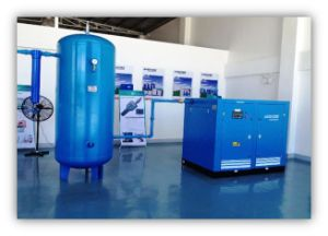 Screw Inverted Controlled Industrial Low Pressure Compressor Kf220L-3 (INV) pictures & photos