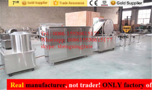 Best Selling Auto Samosa Sheets Machine/Samosa Pastry Machinery/Spring Roll Sheet Machine/Injera Machine/ Roller Pressing Samosa Pastry Machine (manufacturer) pictures & photos