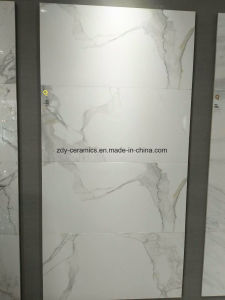 Building Material White Marble Look Porcelain Glazed Tile pictures & photos