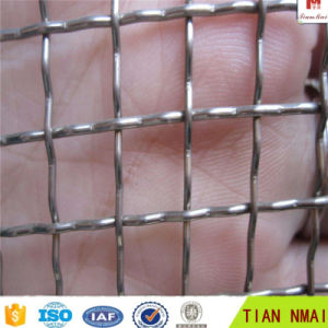 ISO 9001 Certificated Cheap Price 304 Stainless Steel Fabric Wire Mesh pictures & photos
