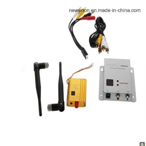 1.2g Hz 1500MW Wireless Camera Video CCTV Transmitter Receiver 12CH pictures & photos