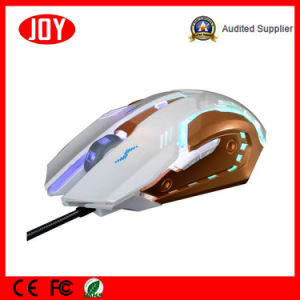 Computer Accessories Wired Optical 6D Gaming USB Mouse pictures & photos