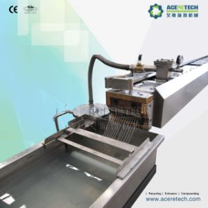 Water-Cooling Strands Pelletizing Machine for Engineer Plastic Recycling pictures & photos
