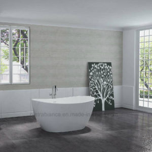 2017 New Design Luxury Acrylic Resin Freestanding Building Material Bathtub (PB1068)