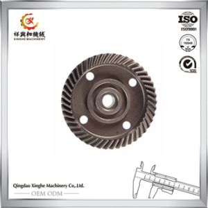 CNC Machine Stainless Steel Gear Wheel Crown Gear for Auto Parts pictures & photos