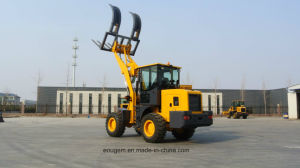 Hot Sale 2.8ton New Type Wheel Loader with Ce Approved pictures & photos