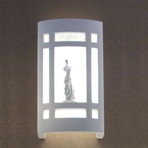 Sixu Plaster Wall Lamp Hr-1042 pictures & photos