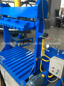 Hydraulic Pressure Packaging Machine for PP Woven Bags Sj-Ydb12X8 pictures & photos