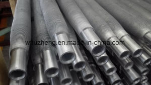 Aluminum Corrugated Tube, Aluminum Fin Tube, Coiled Fin Tube pictures & photos