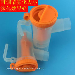 Disposable Ce Medical Grade PVC Nebulizer Mask for Adult and Pediatric Oxygen Mask pictures & photos