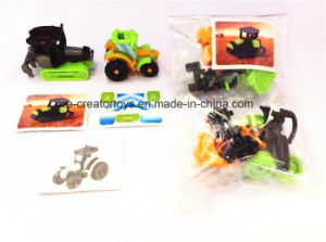 New Pattern DIY Assembled Farmer Cart Toys with Funny pictures & photos