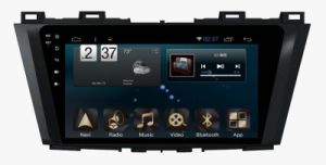 New Ui Android System 6.0 Car GPS for Mazda 5 with Car Navigation