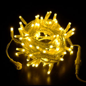 LED Holiday PVC Warm String Light for Festival Event Decoration pictures & photos