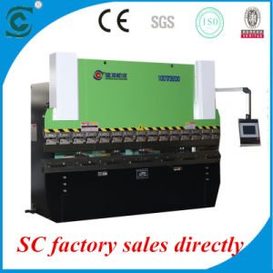 Wc67k Wholesale Hydraulic CNC Abkand machine Plate Press Brake Ce & ISO Certificate with Sk60 Controller pictures & photos