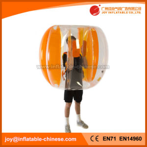 Transparent Inflatable Bumper Ball for Team Building (Z3-004) pictures & photos