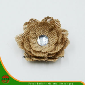 New Fashion Jute Flower (HF-10) pictures & photos