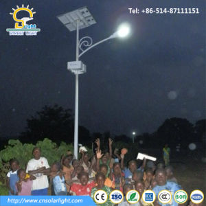 Africa Solar Energy Saving Solar Powered Street Lamps pictures & photos