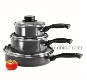 Kitchenware 6PCS Stainless Steel Cookware Set pictures & photos