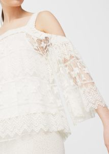 Lace Fabric Lace Blouse pictures & photos