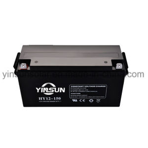 12V150ah Solar Battery for Solar System pictures & photos