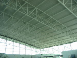 Eleganyt Steel Structuretruss for Airport pictures & photos