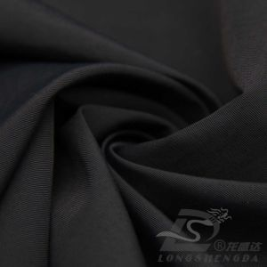 70d 240t Water & Wind-Resistant Down Jacket Woven Shadow Plain 100% Nylon Taslan Fabric (N037) pictures & photos