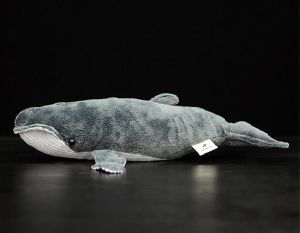 Life Like Grey Whale Stuffed Sea Animal Plush Toy pictures & photos