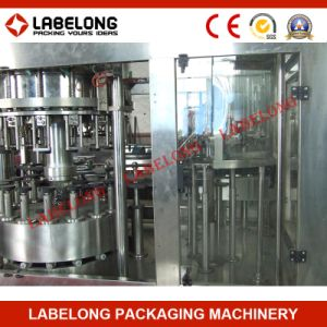 Coca-Cola Carbonated Water Bottling Plant Filling Machine pictures & photos