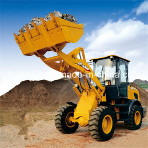4WD Mini Front Wheel Loader (1.2tons) pictures & photos