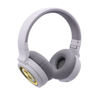 High Quality New Fashion Foldable Durable Custom Color OEM Design Bulk Wireless Cheap Bluetooth Stereo Headphone Without Wire pictures & photos