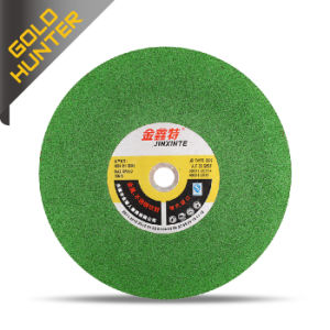 Jinxinte Red Ultrathin Cutting Wheel for Stainless Steel pictures & photos