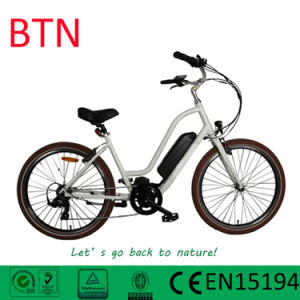 2017 Hot Selling Electric Women City Bike for Sale pictures & photos