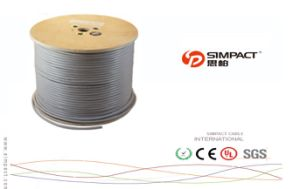 FTP Cat5e Twisted Pairs LAN Cable pictures & photos