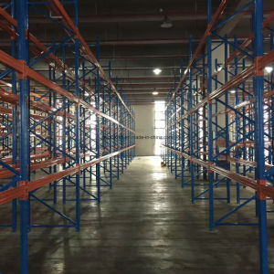 High Quality Q235 Steel Pallet Racking for Industrial Usage pictures & photos