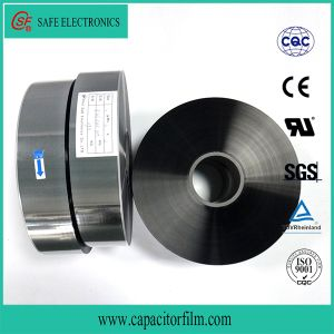Aluminum-Zinc Alloy Metalized Polypropylene Film pictures & photos