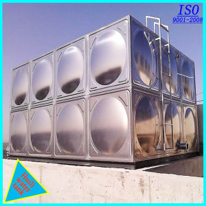 Factory Price Stainless Steel Water Storage Tank pictures & photos