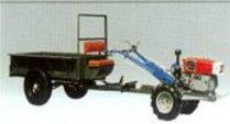 2WD Medium Walking Farm Tractor Df-121 pictures & photos
