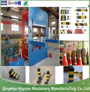 Plate Vulcanizing Press, Popularly Hydraulic Press with New Technology pictures & photos
