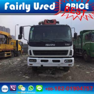 Used Sany Concrete Pump Truck, Sany Pump for Sale pictures & photos