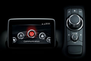 GPS Android Navigation Video Interface for Mazda Cx-3 (MZD connect system) pictures & photos