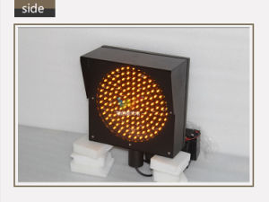 300mm Yellow Blinker Signal 300mm Traffic Warning Light pictures & photos