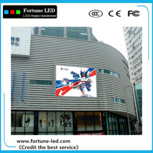 New Product Outdoor LED Display P5 P6 P8 P10 SMD RGB Module 320*160mm